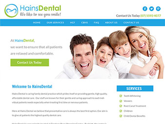 Hains Dental