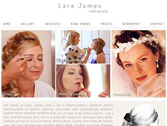 Lara James