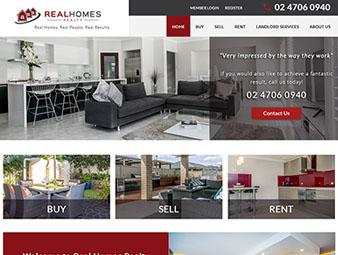Real Homes Realty
