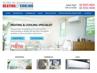 ALTAC Air Conditioning