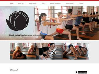 Black Lotus Yoga Studio
