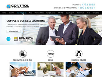 Control Your Business
