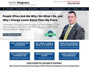 Keith Magness Law Office