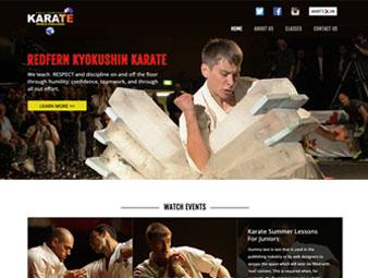 Redfern Kyokushin Karate