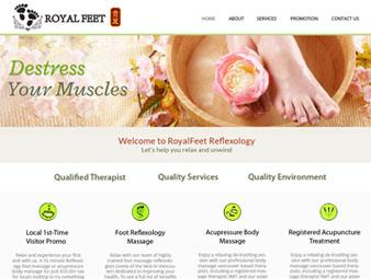 Royal Feet Reflexology