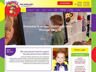 Spunky Monkeys Early Learning Center