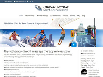 Urban Active Sport Therapy Clinic